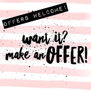 Other - Offers welcome!